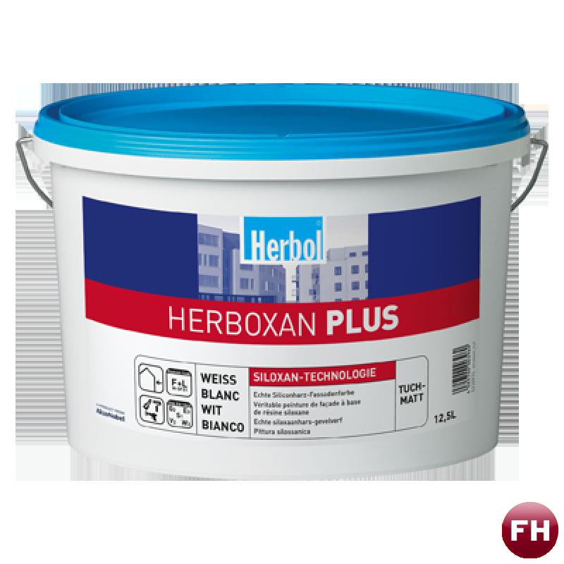 herbol herboxan plus fassadenfarbe 3x12 5 liter 375 00. Black Bedroom Furniture Sets. Home Design Ideas