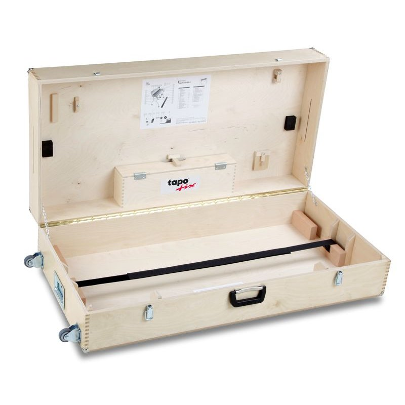Holzkoffer 1000 N ohne Inhalt