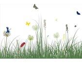 AS Creation XXL Wallpaper 2011 Flower meadow1 0368-71 ,...