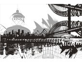 AS Creation XXL City 2010 Sidney 0420-13 , 42013  4m x...