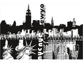 AS Creation XXL City 2010 New York 0420-24 , 42024  5m x...