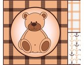 AS Creation XXL Kids 2011 Border bear 3 0470-42.2 ,...